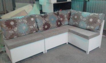 Мебель от производителя. кухонные уголки мягкие диваны. любой размер и в Бишкек