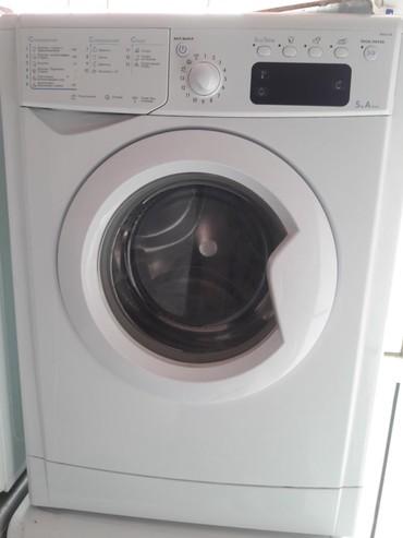 Bakı şəhərində Vertical Avtomat Washing Machine Indesit 5 kq.