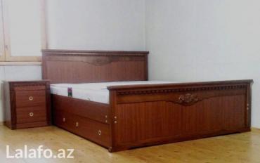 """Bakı şəhərində taxt """"komfort"""" döşəklə"""