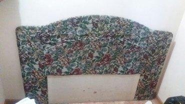 Кровать 2х спальная,большая,вместительная,в хорошем состоянии,со съемн в Бишкек