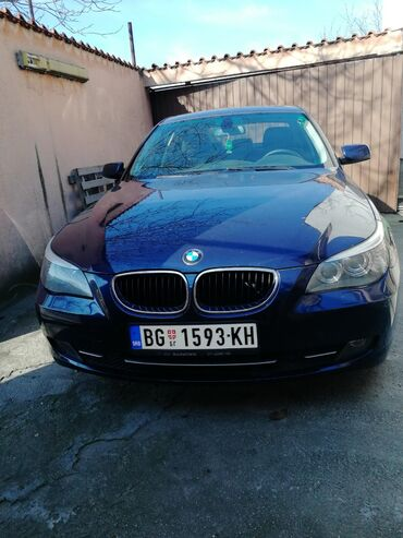 BMW 520 2 l. 2008 | 185000 km