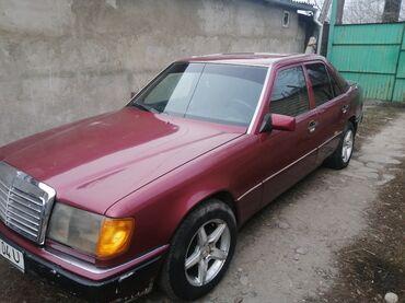 Mercedes-Benz E 200 2 л. 1991 | 389054 км