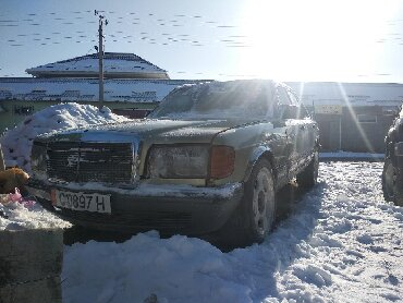 Mercedes-Benz S 280 1984 | 507303707 км