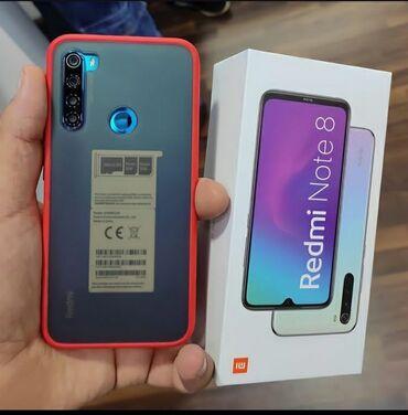 Новый Xiaomi Redmi Note 8 128 ГБ Голубой
