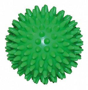Мяч массажный зеленый с шипами в Бишкек