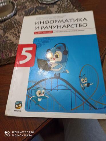 Racunar - Srbija: Information I racunarstvo-radni udzbenik za 5 razred Eduka