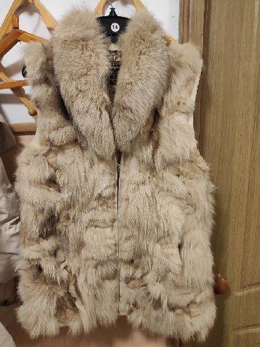 жилетка натуральный мех в Кыргызстан: Жилетка,мех натуральный