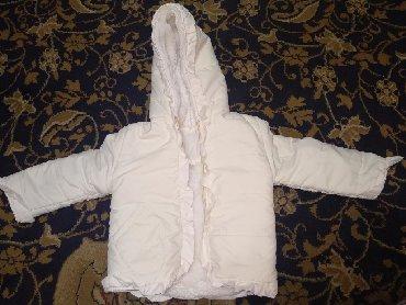 Продам стильную,теплую курточку на малышку до года,в отличном