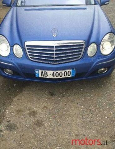 Οχήματα - Ελλαδα: Mercedes-Benz E 220 2.2 l. 2004 | 185000 km