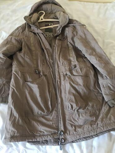 Personalni proizvodi | Kraljevo: Zimska jakna do kolena vrlo očuvana vel 42 lako se održava pitajte šta