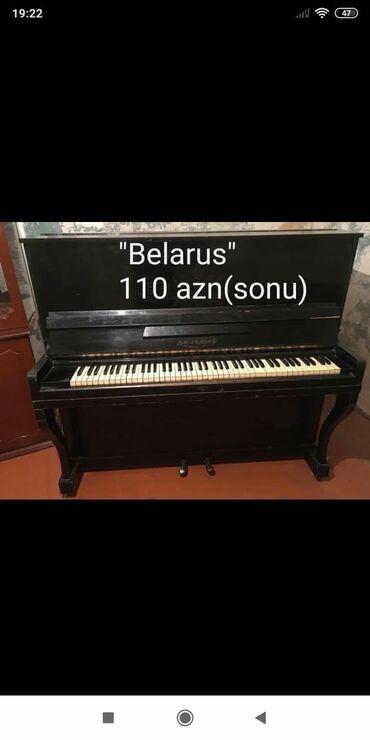 İdman və hobbi - Sumqayıt: Belarus pianinosu sonu 110 m .papaninde Sevda555