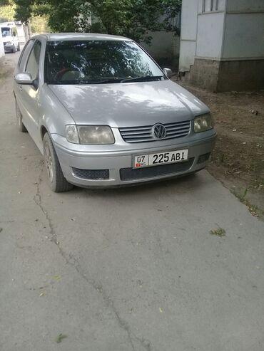 Volkswagen CrossPolo 1.4 л. 2001   178500 км