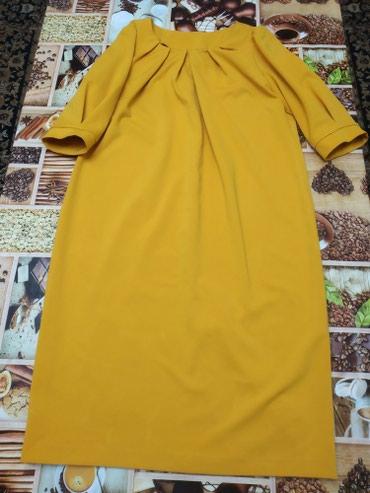 Платье женское 52-54 размер ткань трикотаж в Сокулук