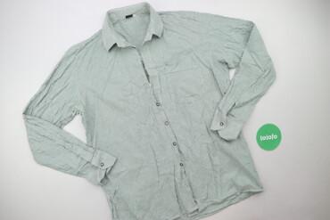 Чоловіча сорочка у клітину, р. M   Довжина: 77 см Ширина плечей: 48 см