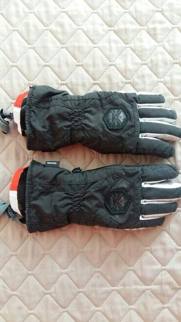 Sportski sako - Srbija: Ski rukavice za dečake vel. 12 god.Polovne sa vidljivim tragovima