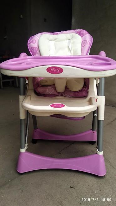 Детский стул новый в Novopokrovka