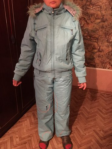 Продаю зимний костюм, одевала 1 раз. в Бишкек