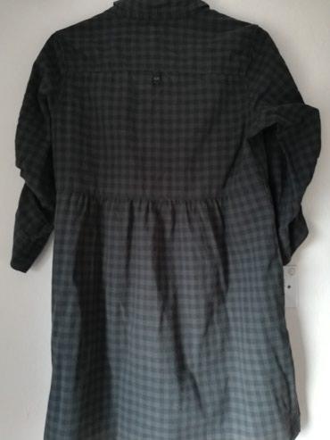 Tunika (haljinica), 36 vel, karo dezen, opus - Pozega - slika 3