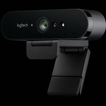 сколько стоит веб камера в Кыргызстан: Срочно продаю веб камера logitech brio 4k pro, ultra hd, 4096x2160, 90