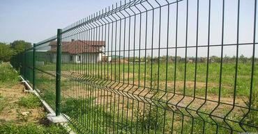 sendivic panel - Azərbaycan: Yaşıl Metal hasarlar-Panel Çit  Metal Hasarlar-Panel Çit Hasarlar Tam