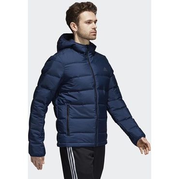 Adidas CZ-2311 Helionic Hooded Down Jacket