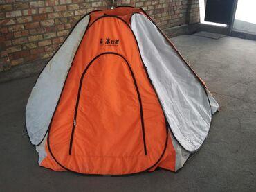 Палатки в Лебединовка: Палатка туристическая, ширина 2.2 метра для отдыха, рыбалки, охоты, не