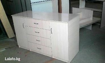 Комод. Мебель на заказ любой сложности корпусных мебелей. в Бишкек