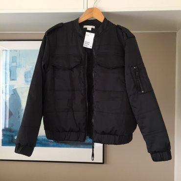 Ολοκαίνουργιο H&M μαύρο bomber puffer jacket. σε Nea Smyrni