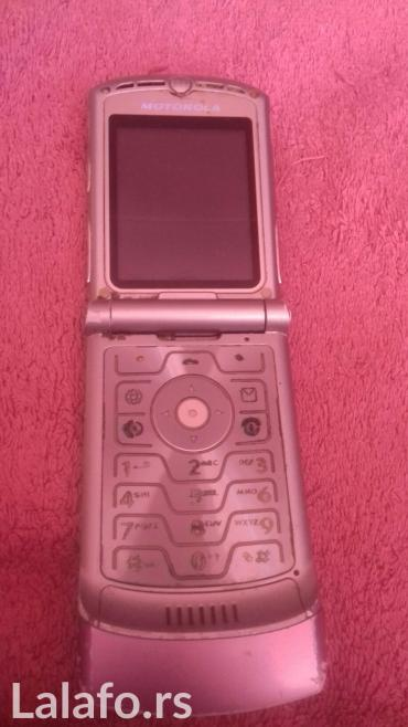 Motorola startac 70 - Srbija: Motorola whatsapp/viber/sms