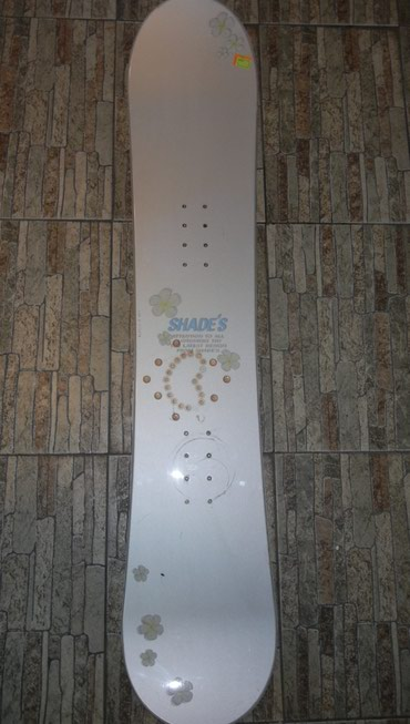 Сноуборд Shade's в Бишкек