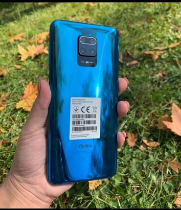 Б/у Xiaomi Redmi Note 9 128 ГБ Синий