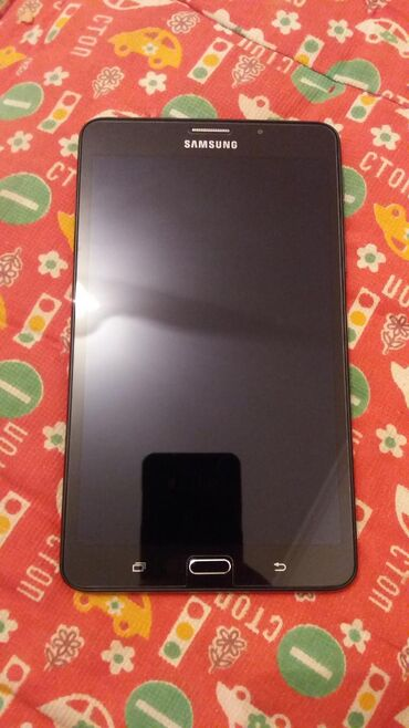 Samsung-j-6 - Кыргызстан: Tab A 6 с поддержкой LTE, 4G, 3G, 2G. Планшет в идеальном состоянии!