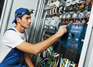 Электрик | Установка бытовой техники | Больше 6 лет опыта