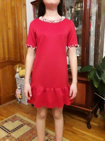 Платье очень удобное и нарядное для в Бишкек