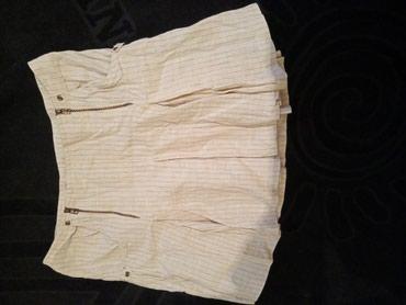 Белая юбка, качество отличное, в Бишкек