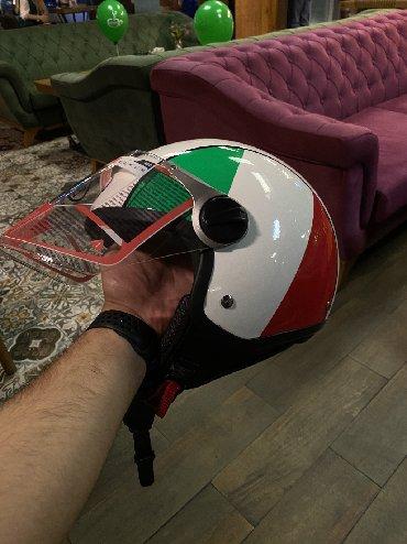 Шлемы в Азербайджан: Italyadan gelib Azerbaycanda bir ededdir,originaldir 1 ton zerbeye