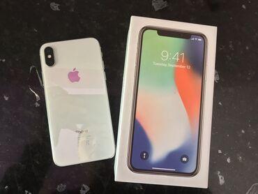 аккумуляторы для ибп everexceed в Кыргызстан: Б/У iPhone X 256 ГБ Белый