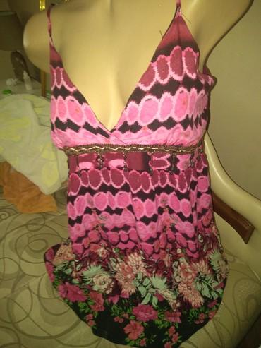 Ženska odeća | Boljevac: Roza haljinica. L VEL. BEZ oštećenja