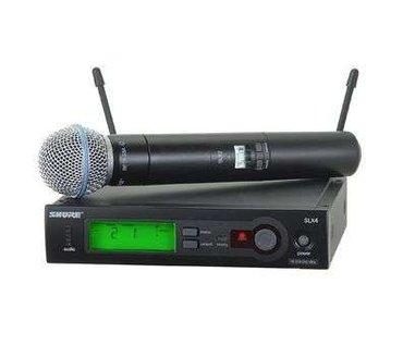 """Bakı şəhərində Mikrofon """"Shure sm58"""" Yeni. upakovka korobka da. tam yoxlama. Səs"""