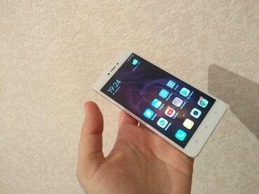 Arxa növü kamera - Azərbaycan: İşlənmiş Xiaomi Redmi Note 4 32 GB qızılı