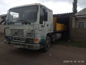Volvo - Бишкек: Volvo 6.1 л. 1990