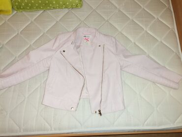 Kratke killah - Srbija: Savrsena bebi roza kozna jaknica vrlo kratko nosena. Kupljena knap, za