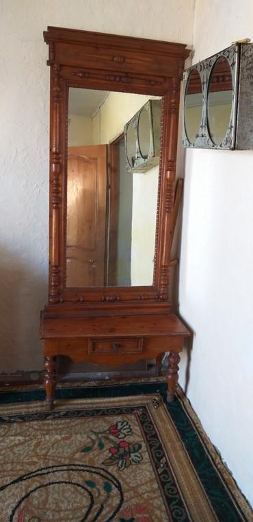 Продаю антикварный зеркало 100$. в Кок-Ой