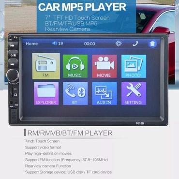 Bakı şəhərində Avtomobil manitoru USB,MP3,MP4,MP5,BLUETHOOT,RADIO,