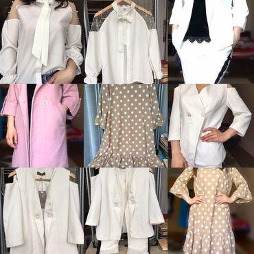 платье женское летнее в Кыргызстан: Продаю женские вещи!!!!!рубашка новая качественная ткань, покупала