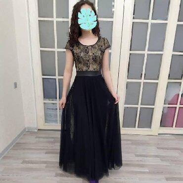 черное платье на свадьбу в Кыргызстан: Скромное красивое платье, можно надеть на свадьбу или на школьный