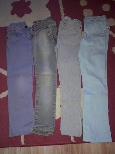 Pantalonice  kao nove...vel 6..cena je za sve. - Sremska Mitrovica