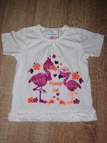 Etiketa-skinuta-mi - Srbija: Majca za devojčice, veličina 62,nenošena, samo je etiketa skinuta. 300