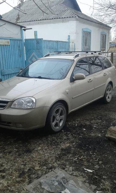 Chevrolet - Кыргызстан: Chevrolet Lacetti 2 л. 2008   158000 км