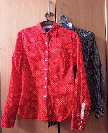 tommy hilfiger бишкек in Кыргызстан | СПОРТТУК БУТ КИЙИМ: Продам две рубашки женские рубашки для девушек, качество oversize